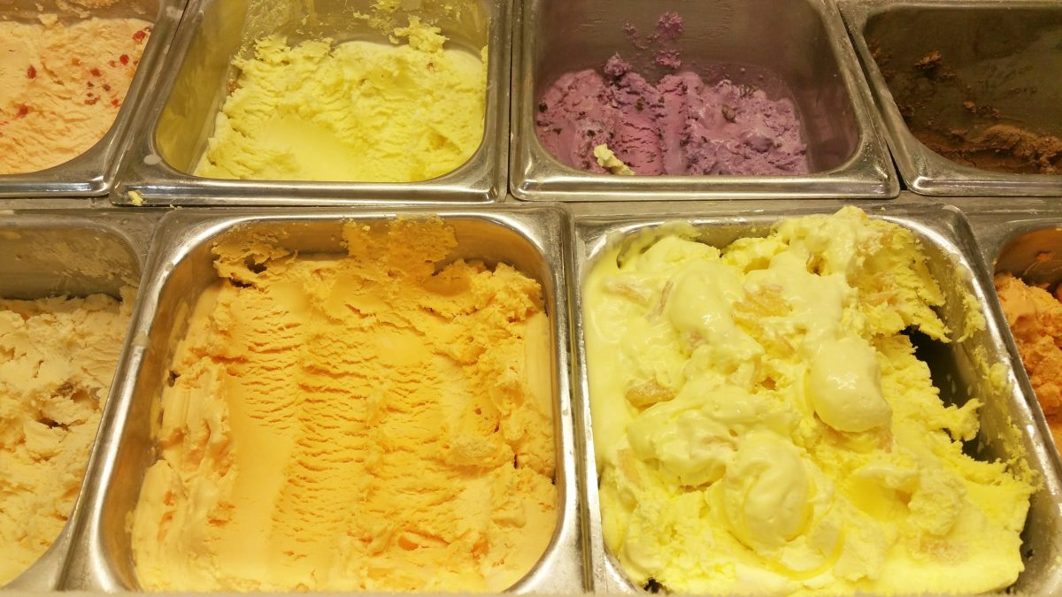 top 10 ice cream flavors of 2018