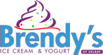 Brendy's – Ice Cream & Yogurt Logo